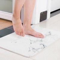 UdiLife 【自营】UdiLife/优の生活大师浴室硅藻泥脚垫吸水速干硅藻土地垫