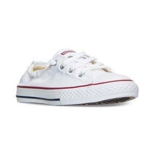 1fe3cad1c ConverseBig Girls' Chuck Taylor All Star Shoreline Slip On Casual Sneakers  from Finish Line