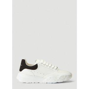 Alexander McQueen新款黑尾鞋