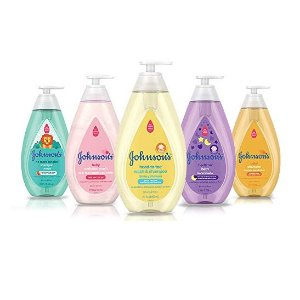As Low As $4.92Johnson's Baby Skin Care Products @ Amazon