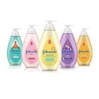 低至$3.49史低价:Johnson's Baby 婴幼儿护肤产品特卖,收爽身粉、无泪洗发水