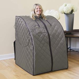 $222.23(原价$425)史低价:Portable Sauna  BSA6310 家用便携式汗蒸房/桑拿浴箱
