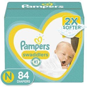 Pampers 新生儿尿不湿 84个