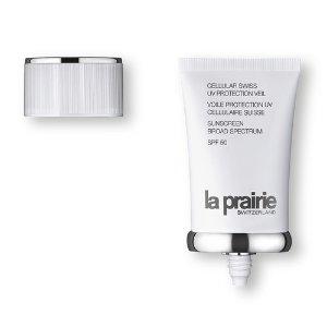 UV Protection |Cellular Swiss Veil Sunscreen SPF 50|La Prairie US