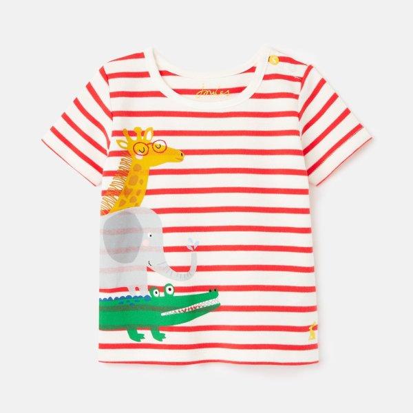 婴儿可爱T恤