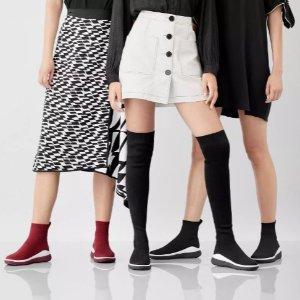 低至5折+额外7.5折FitFlop 塑身鞋周末闪促来袭 走路也能瘦身