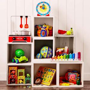 低至2.5折Trademark 羽毛球、画板、国际象棋等室内外经典玩具优惠