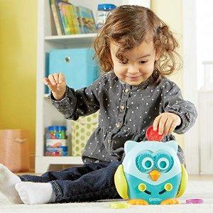低至$6.36Learning Resources 儿童益智早教类玩具促销
