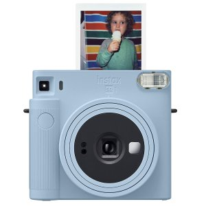 低至6折 相纸$19起Fujifilm富士 Instax系列拍立得相机 收新款SQ1