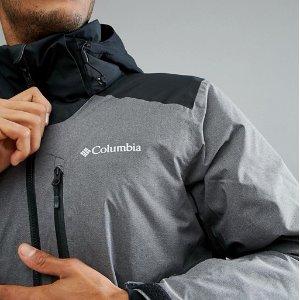 4折+免邮 户外夹克低至$87Columbia官网 冬季男装特卖 保暖滑雪服多色可选