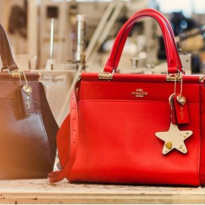 $195 (Org$495)Today Only: Coach Grace Bags Flash Sale