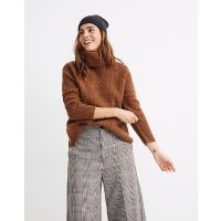 Madewell Mercer Turtleneck Sweater