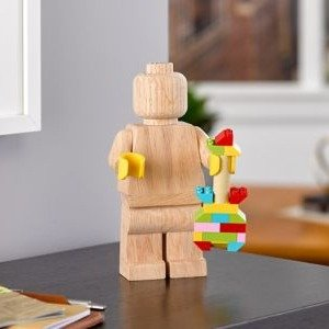 LEGO® Wooden Minifigure 853967 | LEGO® Originals | Buy online at the Official LEGO® Shop CA