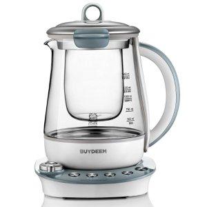 BuydeemK2683 Health-Care Beverage Maker Tea Maker 1.5 L Light Blue