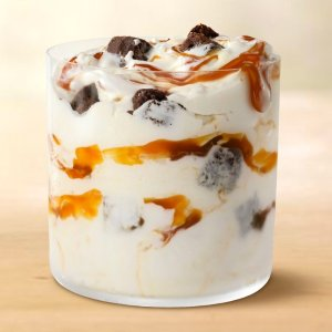 come on May 3rdComing Soon: McDonald's Caramel Brownie McFlurry