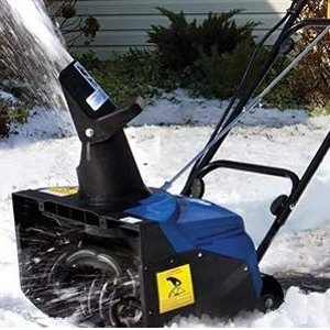 $148(原价$255.98)Snow Joe SJ619E 18英寸14.5安培电动铲雪机