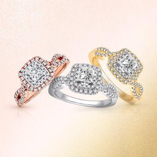 低至5折+额外8折Kay Jewelers 珠宝首饰清仓区折上折热卖