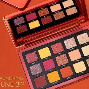 New Release: $65+GWPNATASHA DENONA Sunrise Eyeshadow Palette @ Sephora