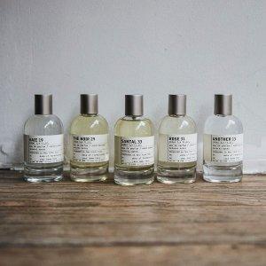 全线8折 50ml香水€109到手Le Labo 超小众沙龙品牌热促 收个性香水、香薰蜡烛