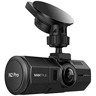 $119.99 (原价$199.99)Vantrue N2 Pro 2.5K HDR 双向高清行车记录仪