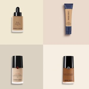 Last Day: 15% off With Any Make-up Foundation Purchase @ Giorgio Armani Beauty