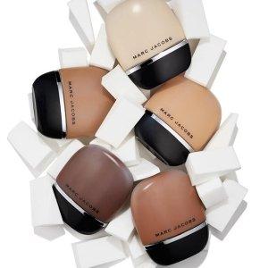 低至5折+送好礼Marc Jacobs 精选彩妆促销 收24小时粉底、口红