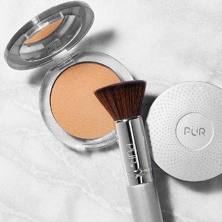 买1送1+折扣区低至3折 收4合1粉饼PUR Cosmetics官网 全场美妆护肤热卖