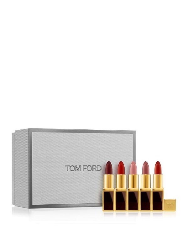 Beauty Mahogany Lip Color Set
