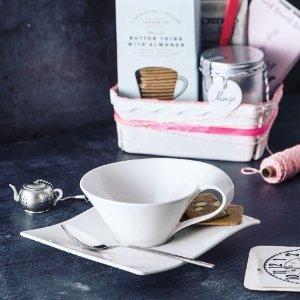 全场7折+免费星星盘 收New Wave系列Villeroy & Boch 德国维宝百年餐具品牌超美餐具特卖