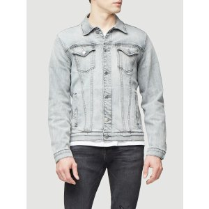 Frame DenimL'Homme Jacket -- Lead Grey