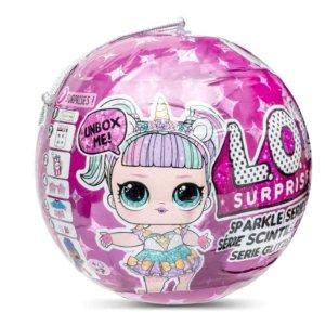 €10起收网红潮玩新年礼物:L.O.L. SURPRISE!超火的惊喜娃娃盲盒 一起入坑呀