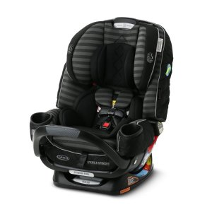 GracoPremier 4Ever® DLX Extend2Fit® 4-in-1 Car Seat featuring Anti-Rebound Bar, Monte Carlo™ Fashion |Baby
