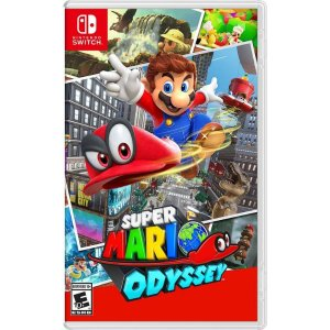 Super Mario Odyssey: Starter Pack Nintendo Switch