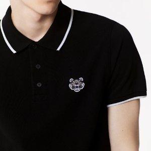 低至75折 $150收经典款POLO衫KENZO 精选男士卫衣、T恤、Polo衫等热卖