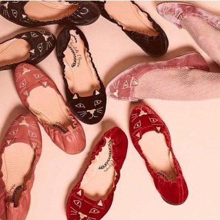 低至4折 收新款PVC猫咪鞋Charlotte Olympia时尚鞋履热卖 做甜美可人猫系女孩