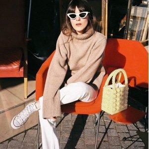满额7.5折 显瘦款$81起Shopbop 懒人针织套装 一套搞定春季穿搭