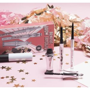 BenefitBenefit Brow Tryouts!