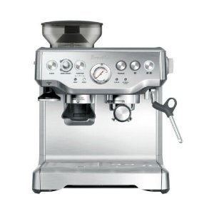 咖啡机银色 BES870BSS