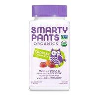Smarty Pants 素食有机幼儿综合维生素软糖,60粒