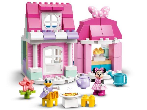 得宝大颗粒 米妮的家和咖啡馆 10942 | 迪士尼