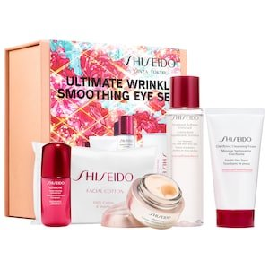 Ultimate Wrinkle Smoothing Eye Set - Shiseido | Sephora