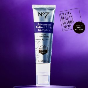 No7 Get 30% Off Retinol Skincare Sale