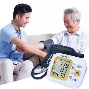 $21.24(原价$36.99)闪购:BROADCARE 上臂电子血压计