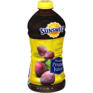 SUNSWEET 100% 西梅汁,64 oz