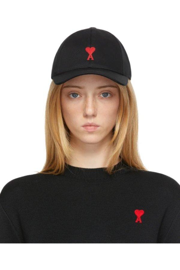 Black Ami de 帽子