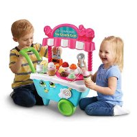 Vtech LeapFrog® Scoop and Learn Ice Cream Cart in Blue 冰淇淋车