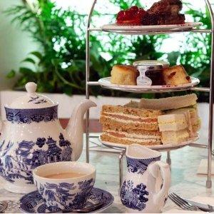 £25.95 双人下午茶Richoux 哈罗德对面的人气下午茶餐厅热促