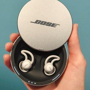 $326(原价$363)回国可退税Bose 遮噪睡眠真无线耳塞 被动降噪