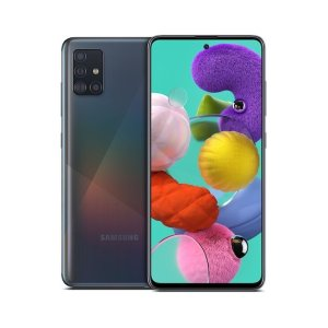 Samsung Galaxy A51 Factory Unlocked Cell Phone (Exynos 9611, 4GB, 128GB)