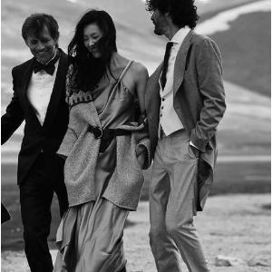 低至5折Brunello Cucinelli 山羊绒之王 意大利顶级男女服饰热卖